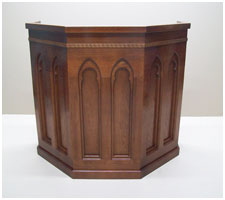 pulpits for sale by dumas