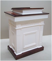 pulpit stand