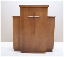 Pulpits, Lecterns & Speaker Stands