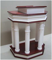 church pulpit colonial 3501
