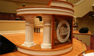 Pulpits Chruch Speaker Stands Lecterns